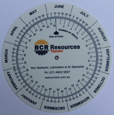 tn RCR Resources Lead Time Calculators